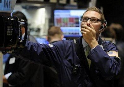 stock market crash 2008