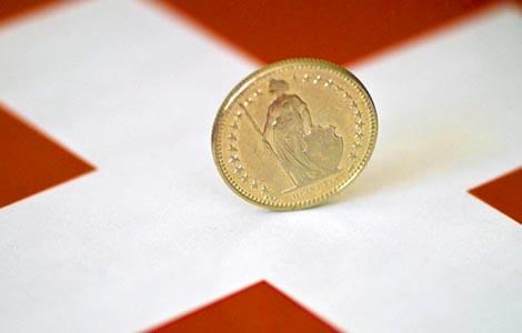 gold franc