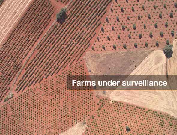 farms under surveillance