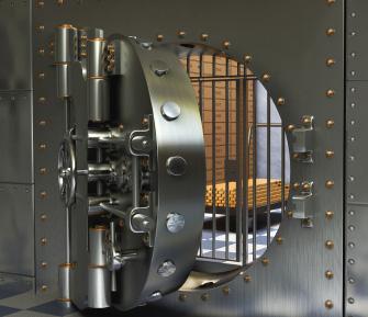 gold-in-storage-in-vault