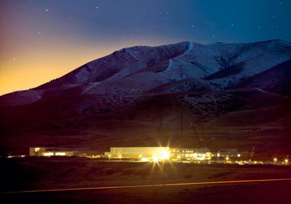 Az NSA új Adatközpontja, ahol a yottabyte-okra is fel vannak készülve