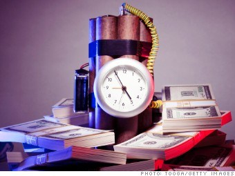 debt timebomb