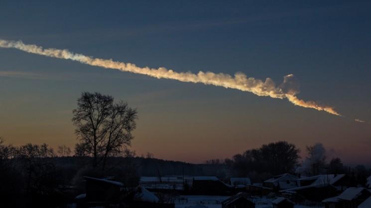 A NASA becslései szerint a meteorit 15 méter átmérőjű lehetett, amikor a föld atmoszférájába lépett.
