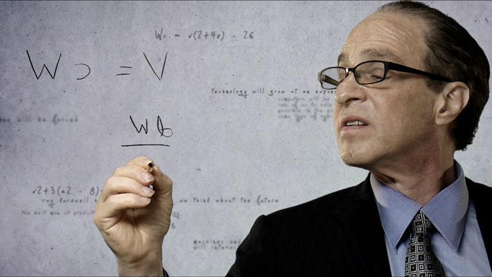 Kurzweil szerint az emberi test leginkább egy számítógépes szoftverhez hasonlítható