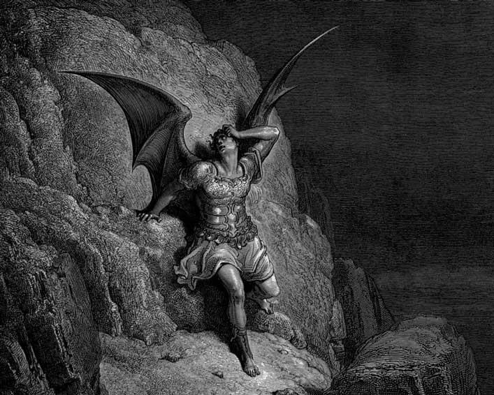 Lucifer-bw