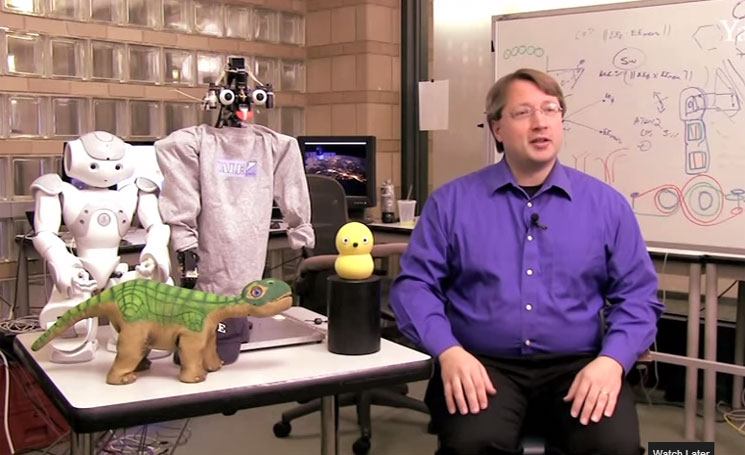 Socially-Assistive-Robots