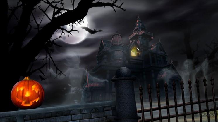 Halloween-Haunted