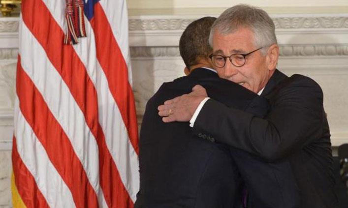 hagel-and-obama
