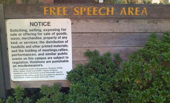 ?Szólásszabadság terület?