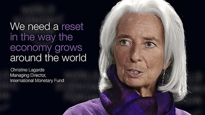?Egy reset szükséges a gazdasági növekedés módszerében a világon.?