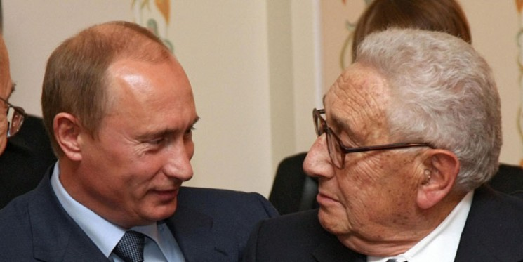 PUTIN-KISSINGER