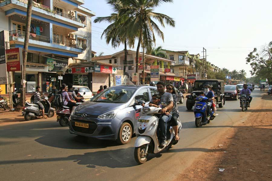 Goa-street