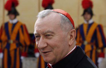 Pietro Parolin bíboros